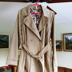 Classic khaki trench coat Jockey P2P